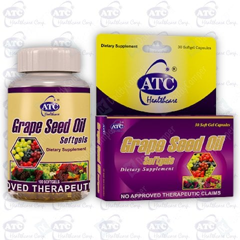 ATC - Grape Seed Oil