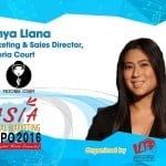 Tanya Llana, the empowered marketing & sales director of VictoriaCourtVC