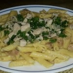CHICKEN GOURMET PENNE
