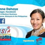 Asia Digital Marketing Expo 2016 – Grace Bondad Nicolas – Lianne Dehaye