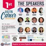 DICT co-organize 1st Digital Career Bootcamp to Promote Online Jobs