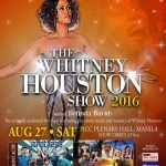 THE GREATEST LOVE OF ALL – THE WHITNEY HOUSTON SHOW