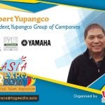 Mr. Robert Laurel Yupangco for Asia HR Expo 2016