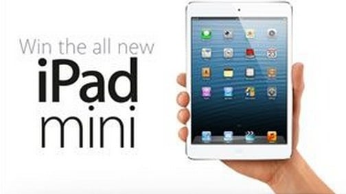 Win Apple iPad Mini - #Giveaway