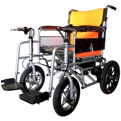 WILLOWS ELECTRIC WHEEL CHAIR