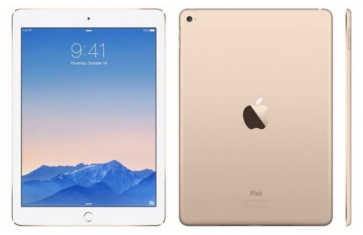 Apple iPad Pro Gold Tablet