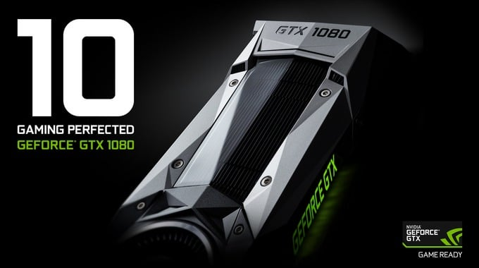 Win NVIDIA Geforce GTX 1080 - #Giveaway