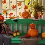 TEN IDEAS FOR DECORATING YOUR HOME FOR HALLOWEEN