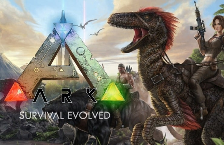Win ARK: Survival Evolved Game on Steam - #Giveaway