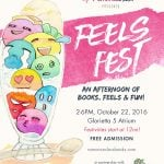 Romancing October: #romanceclass FeelsFest at Glorietta 5
