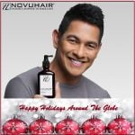 NOVUHAIR CELEBRATES HOLIDAY AROUND THE GLOBE