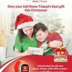 Alcatel and PLDT Delivers Kids watch through PLDT Telpad Promo