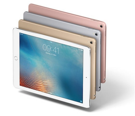 Win Apple iPad Pro 9.7 Tablet - #Giveaway (WW)