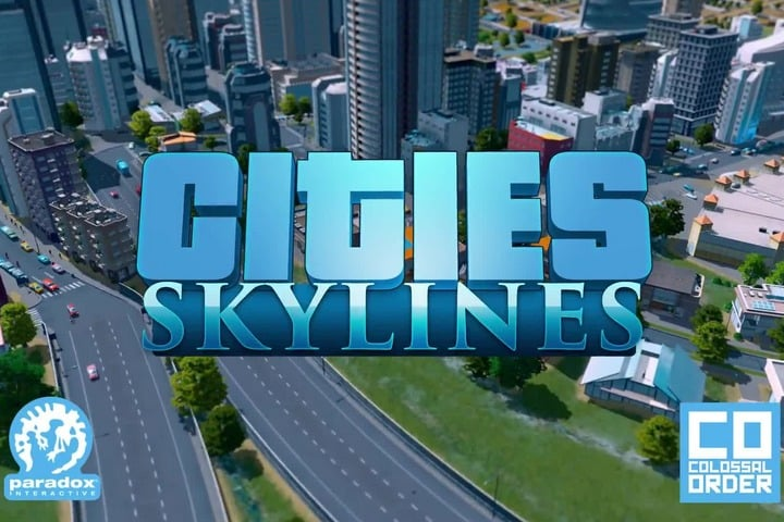 Win Cities: Skylines Game on Steam -#Giveaway
