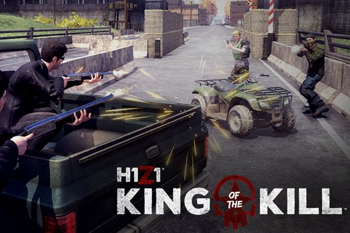 Win H1Z1: King of the Kill Game on Steam - #Giveaway
