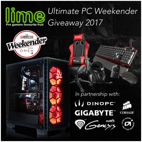 Win LimeXB Ultimate Gaming PC Bundle - #Giveaways