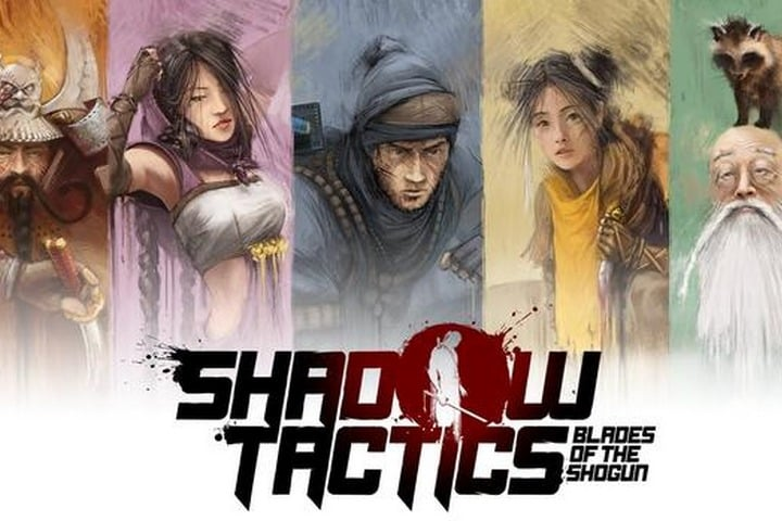 Win Shadow Tactics: Blades of the Shogun Game on Steam - #Giveaway