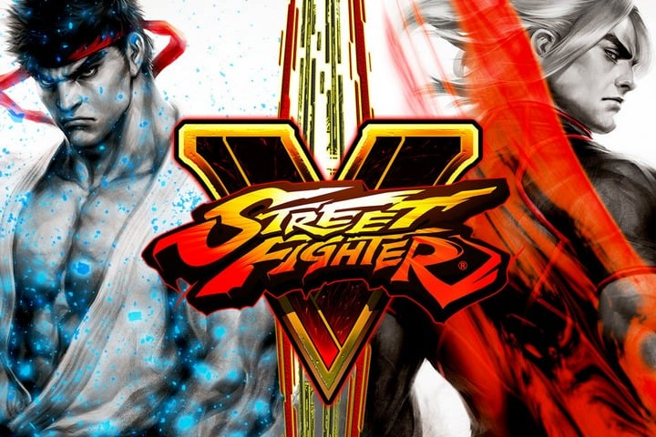 Win Street Fighter V Game on Steam - #Giveaway