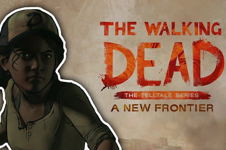Win The Walking Dead: A New Frontier Game on Steam - #Giveaway