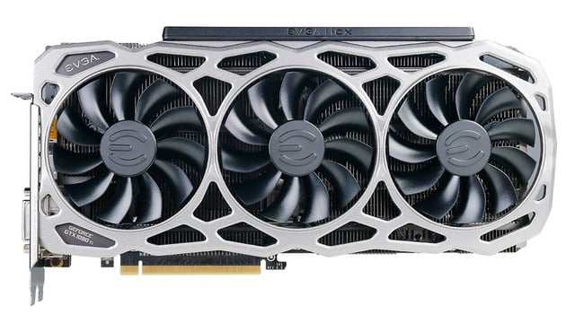 Win EVGA GeForce GTX 1080 Ti FTW3 - #Giveaway