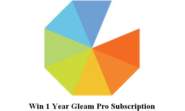 Win Gleam Pro Account - #Giveaways