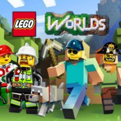 Win LEGO Worlds Game on Steam - #Giveaway