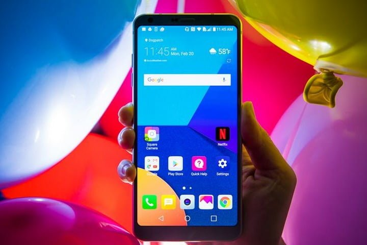Win LG G6 Smartphone - #Giveaway (WW)