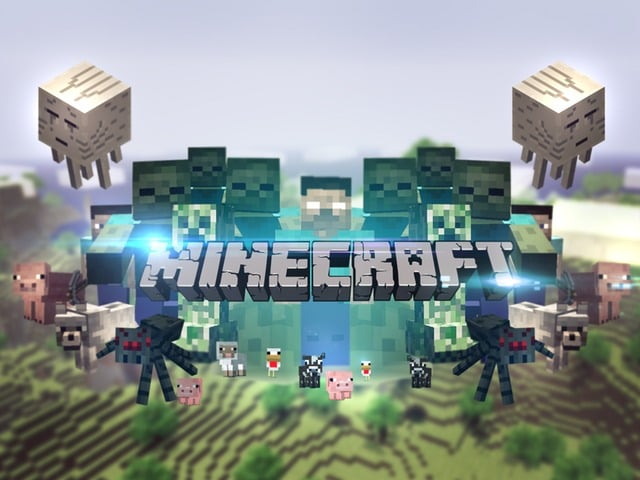 Win Minecraft for PC or Mac - #Giveaway