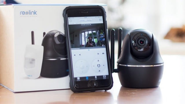 Win Reolink Keen Wireless Security Camera - #Giveaway