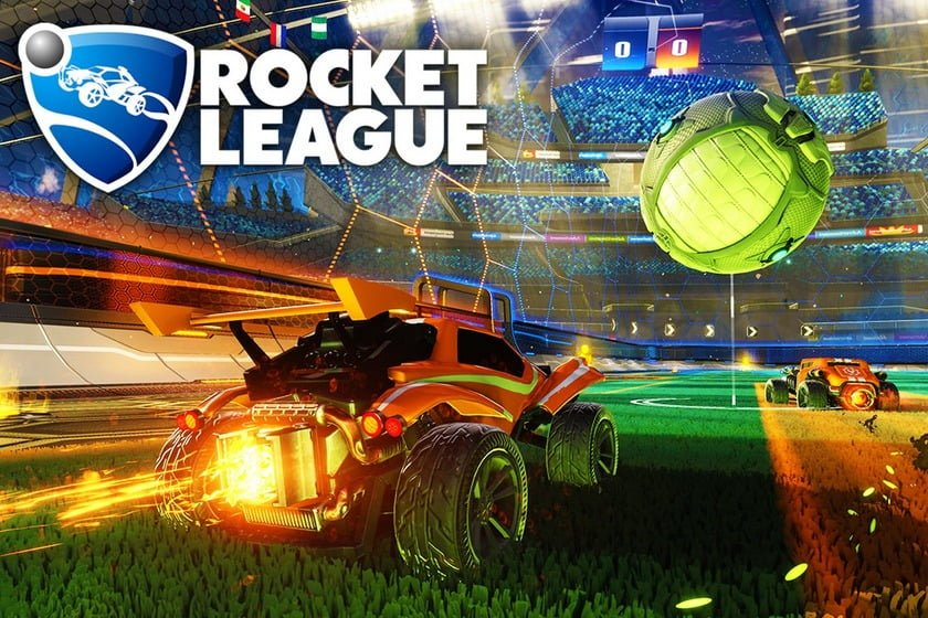 Win Rocket League Game on Steam - #Giveaway