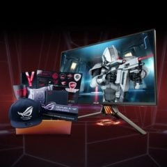 Win ROG Swift PG258Q Monitor – #Giveaway