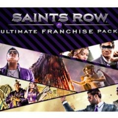 The Saints Row Ultimate FR Game on Steam - #Giveaway