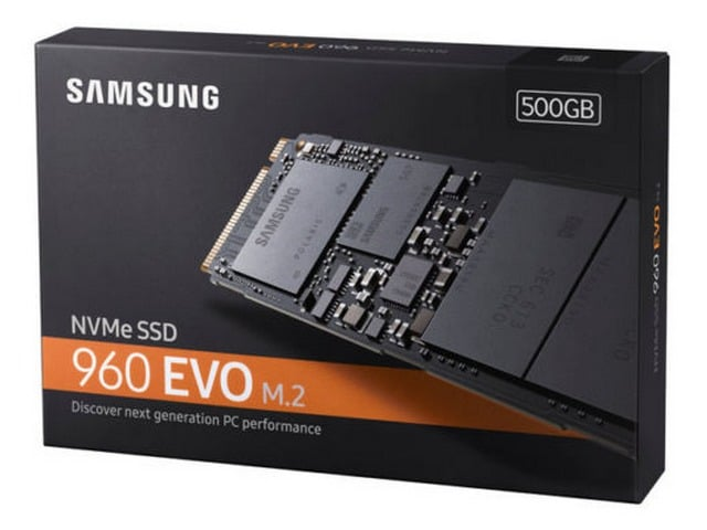 Win Samsung 500SSD NVMe - #Giveaway