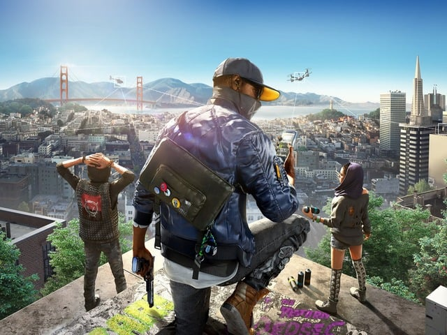 Win Watch Dogs 2 Game on Steam (2nd) - #Giveaway