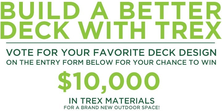 Win $10K USD Trex Voucher - #Giveaway (CA/US)