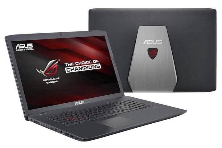 Win ASUS ROG GL752VW Gaming Laptop – #Giveaway (WW)