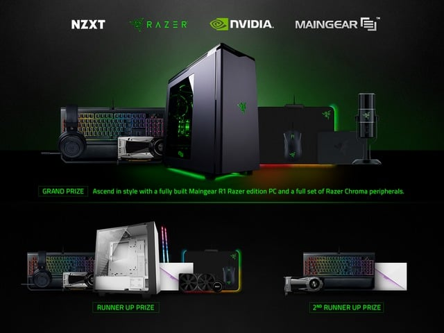 Win Custom Build Razer PC - #Giveaway