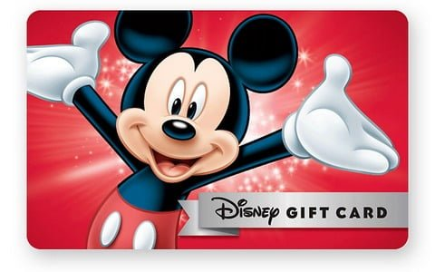 Win $500 Disney Gift Card - #Giveaway
