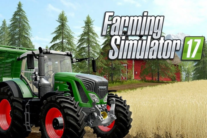 Win Farming Simulator 17 Game on Steam - #Giveaway