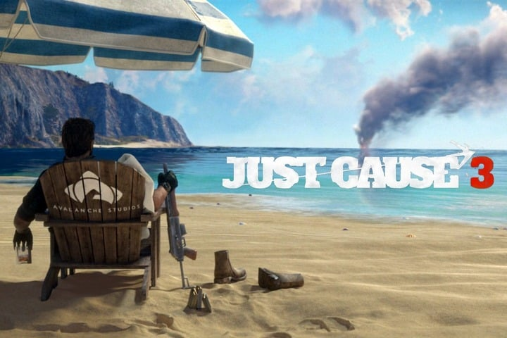 Win Just Cause 3 Game on Steam - #Giveaway