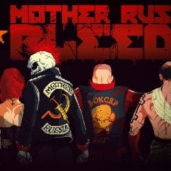 Win Mother Russia Bleeds Game on Steam - #Giveaway