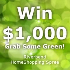 Win $1000 USD Riverbend Home Shopping Spree - #Giveaway (US)