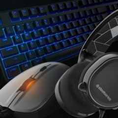 Win SteelSeries Computer Peripherals - #Giveaway