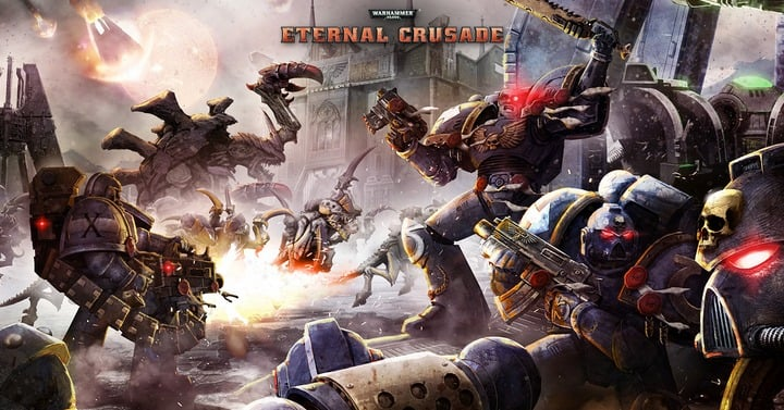 Win Warhammer 40,000: Eternal Crusade Game on Steam - #Giveaway