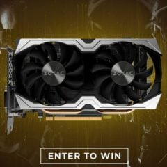 Win ZOTAC GeForce GTX 1070 Mini - #Giveaway (WW)