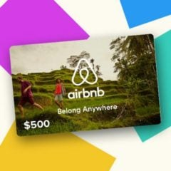 Win $500 Airbnb Gift Card - #Giveaway (US)