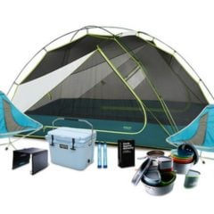 Win Camping Essential Set - #Givaway (US)