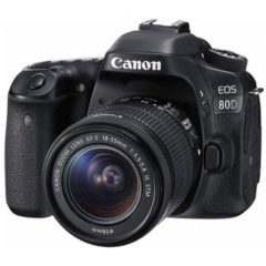 Win Canon EOS 80D Camera with Accessories - #Giveaways