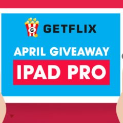 GetFlix #Review and iPad Pro #Giveaway (WW)