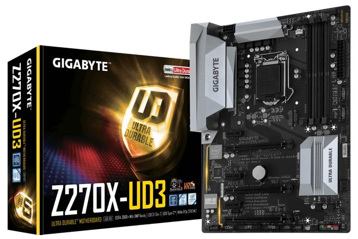 Win Gigabyte Z270X-UD3 Gaming Motherboard - #Giveaway (WW)